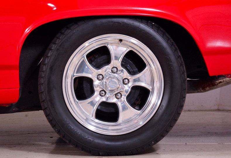 1972 Chevrolet El Camino Image 31