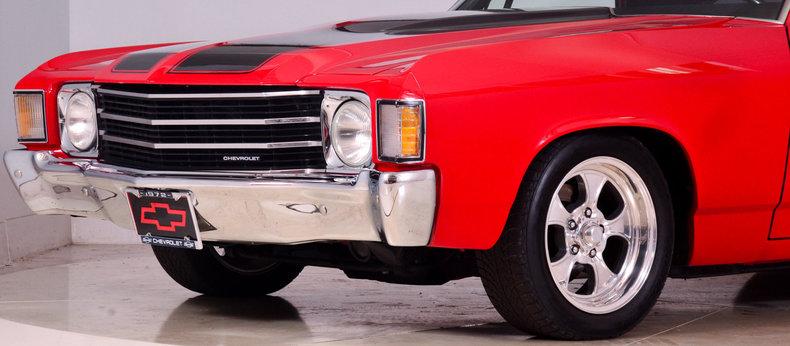 1972 Chevrolet El Camino Image 41