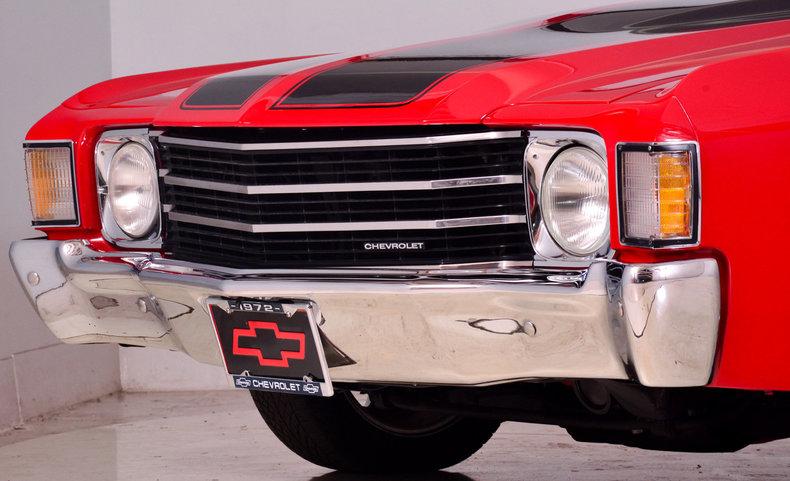 1972 Chevrolet El Camino Image 45