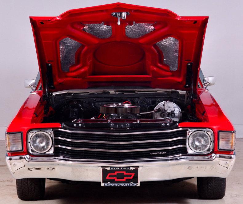 1972 Chevrolet El Camino Image 43