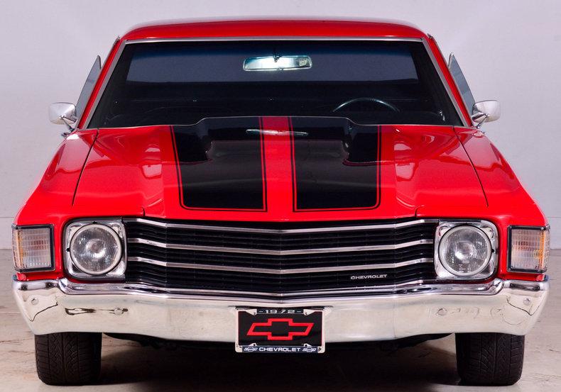 1972 Chevrolet El Camino Image 36
