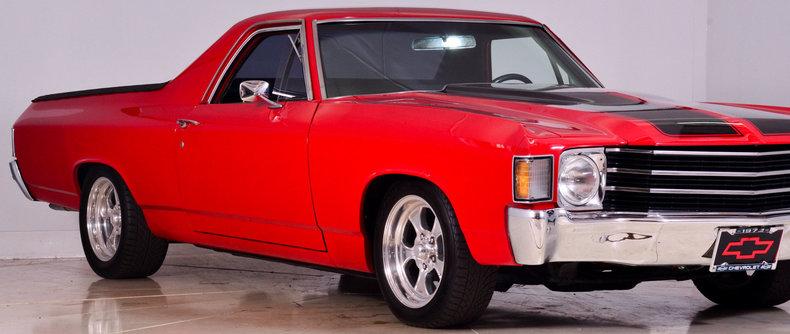 1972 Chevrolet El Camino Image 49