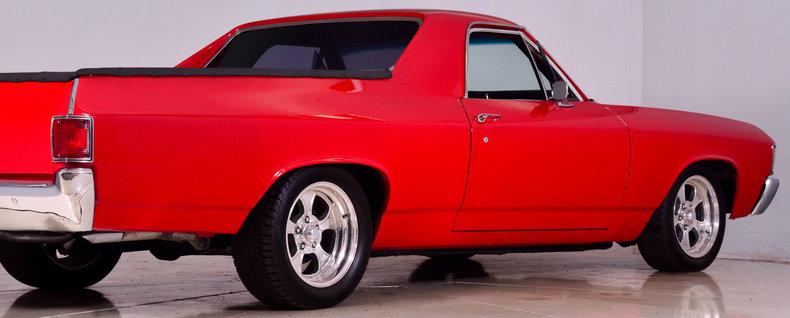 1972 Chevrolet El Camino Image 51