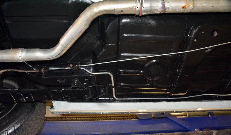 1968 Pontiac Firebird Image 84