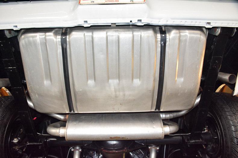 1968 Pontiac Firebird Image 92