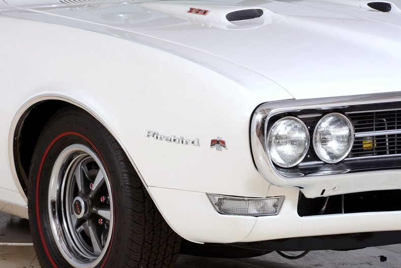 1968 Pontiac Firebird Image 48