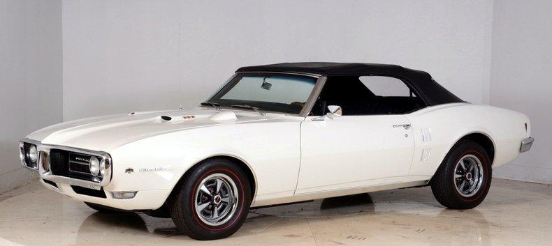 1968 Pontiac Firebird Image 49