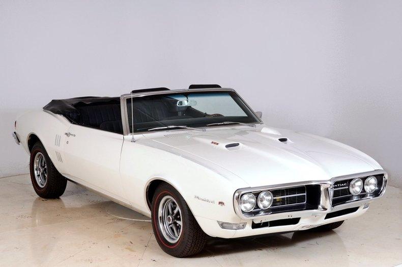 1968 Pontiac Firebird Image 74