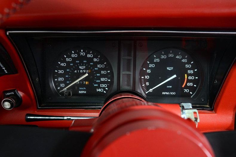 1979 Chevrolet Corvette Image 13