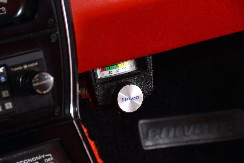 1979 Chevrolet Corvette Image 34