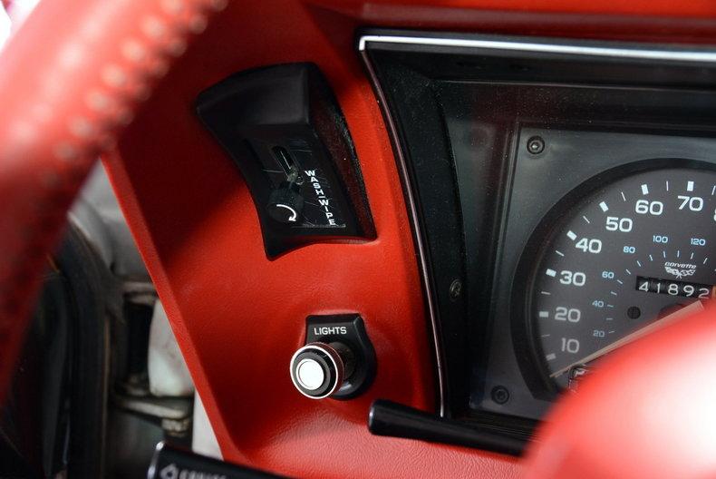 1979 Chevrolet Corvette Image 60