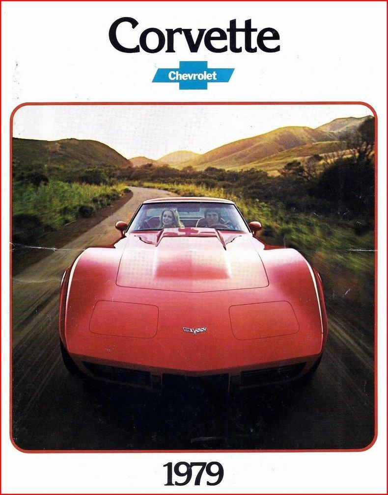 1979 Chevrolet Corvette Image 93