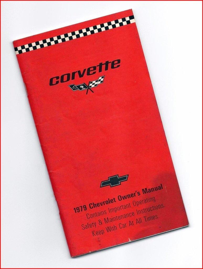 1979 Chevrolet Corvette Image 97