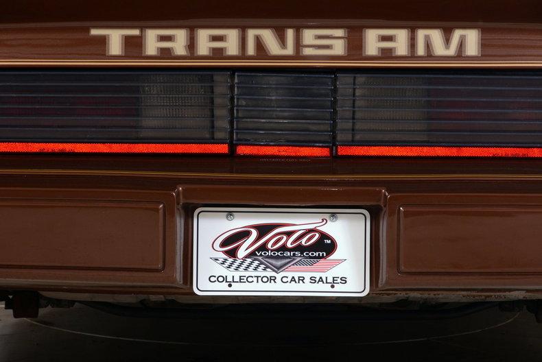 1979 Pontiac Trans Am Image 88
