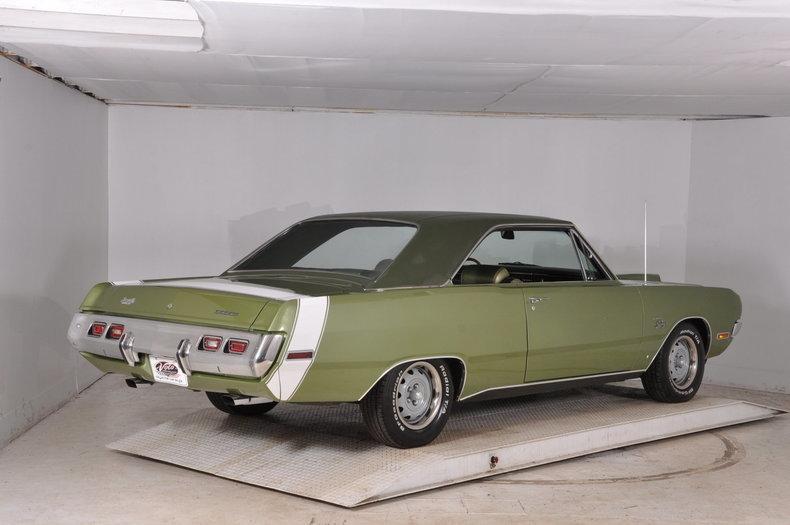 1971 Dodge Dart Swinger Image 3