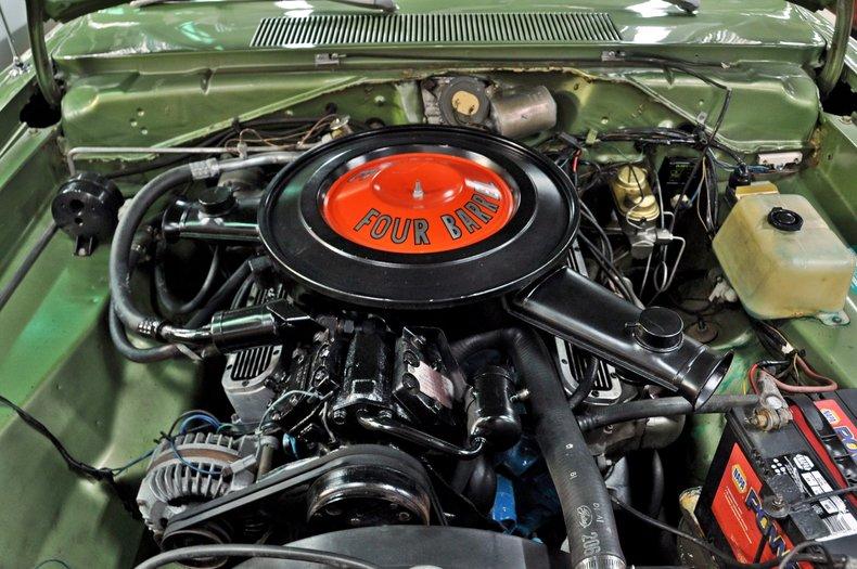 1971 Dodge Dart Swinger Image 4