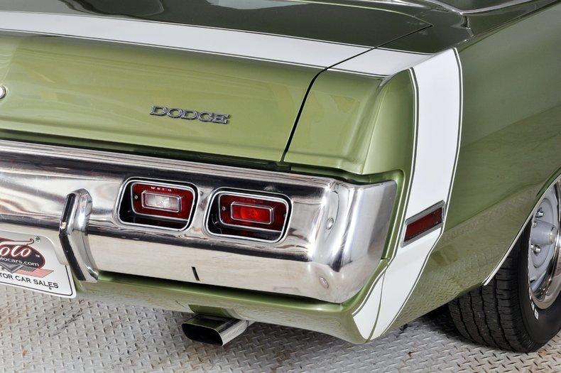 1971 Dodge Dart Swinger Image 5