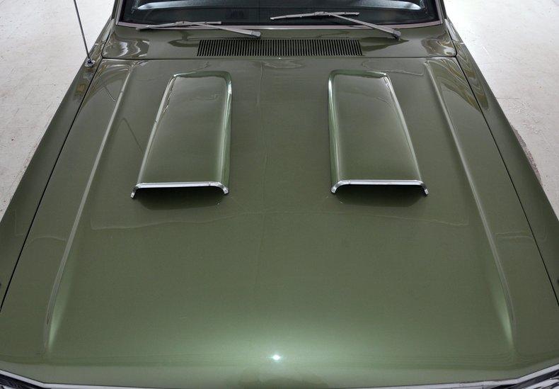 1971 Dodge Dart Swinger Image 6