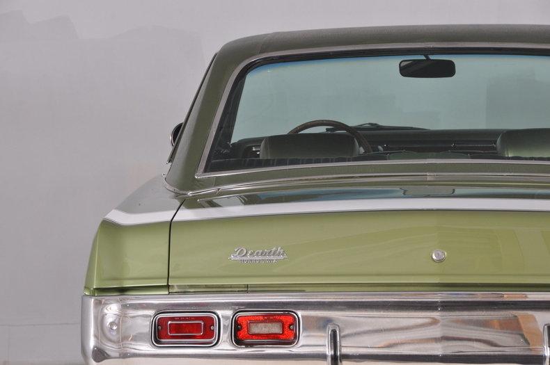 1971 Dodge Dart Swinger Image 12