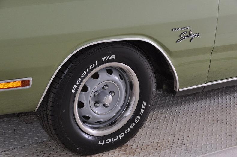 1971 Dodge Dart Swinger Image 14