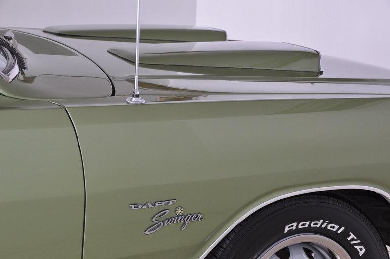 1971 Dodge Dart Swinger Image 18