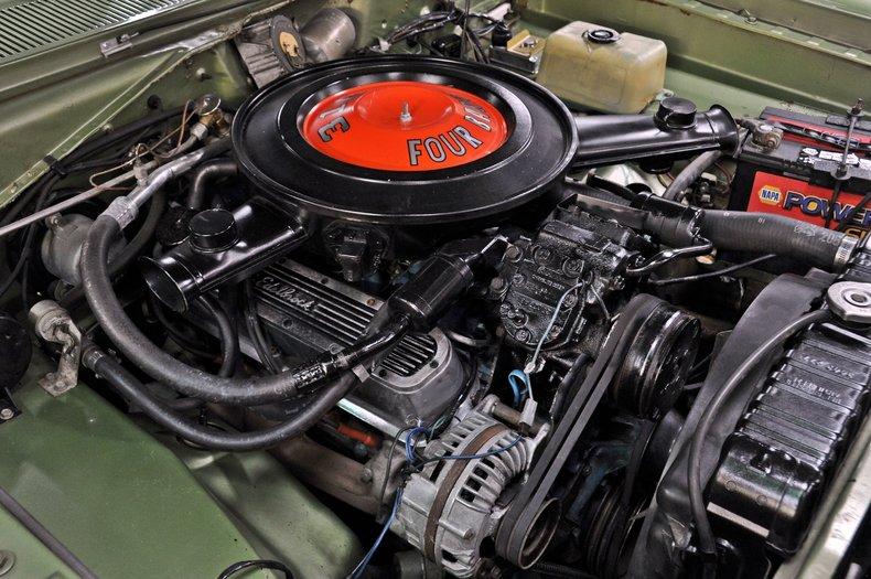 1971 Dodge Dart Swinger Image 20