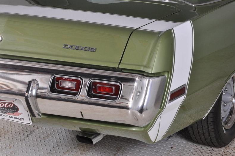 1971 Dodge Dart Swinger Image 22