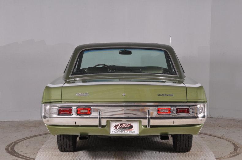 1971 Dodge Dart Swinger Image 25