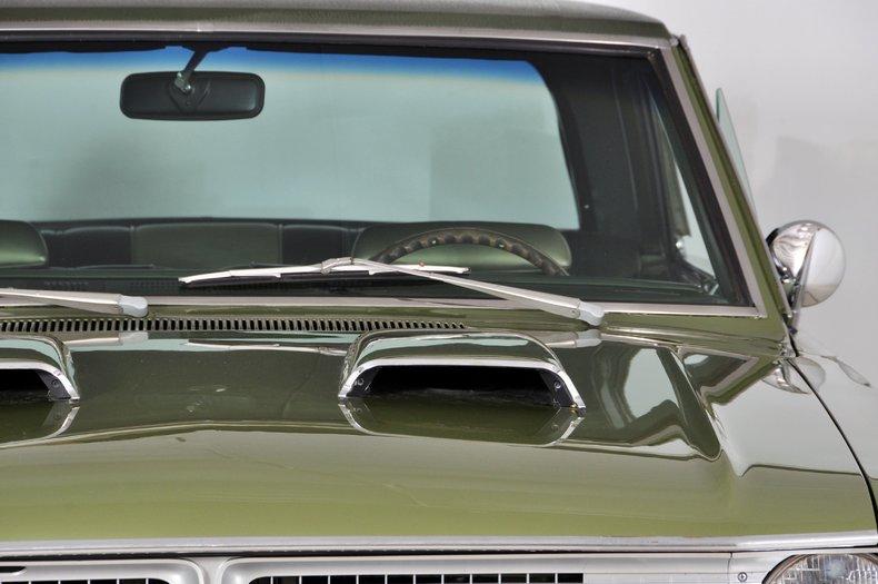 1971 Dodge Dart Swinger Image 30