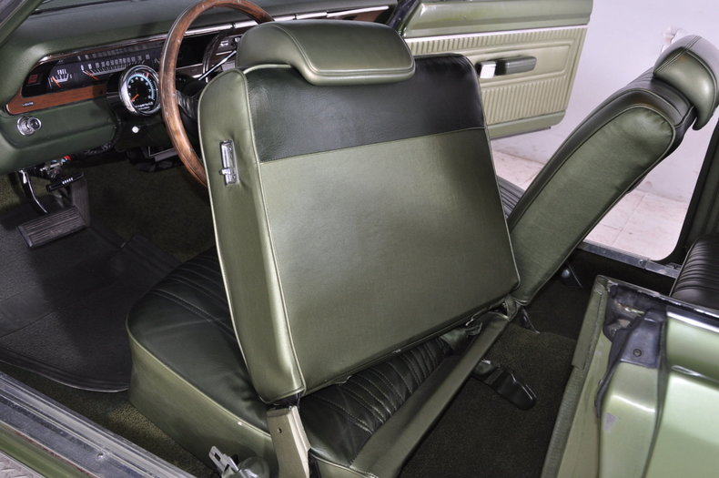 1971 Dodge Dart Swinger Image 52