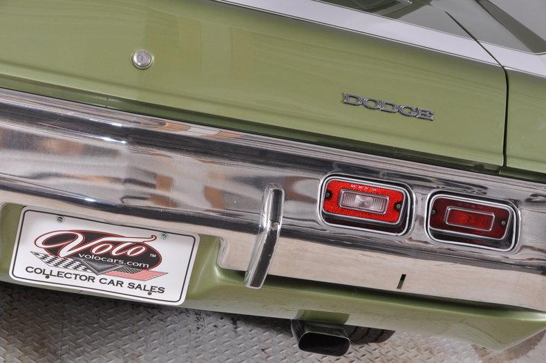 1971 Dodge Dart Swinger Image 64
