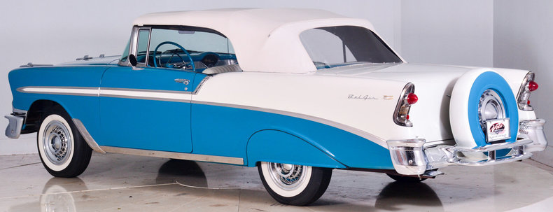 1956 Chevrolet Bel Air Image 35
