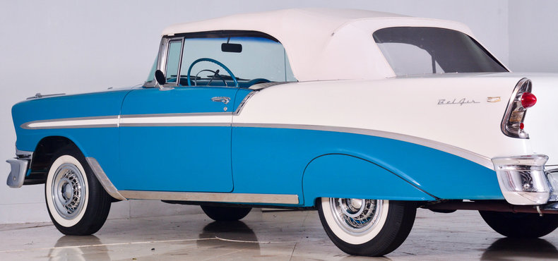 1956 Chevrolet Bel Air Image 19