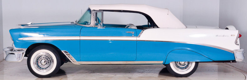 1956 Chevrolet Bel Air Image 15