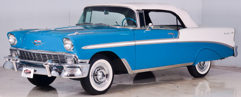 1956 Chevrolet Bel Air Image 3