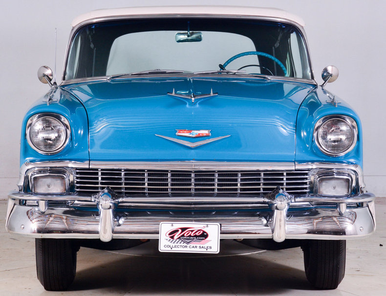 1956 Chevrolet Bel Air Image 25