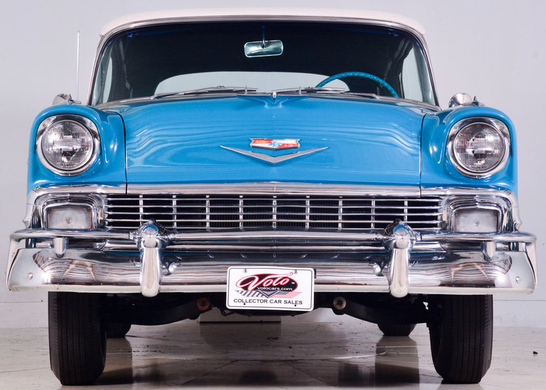 1956 Chevrolet Bel Air Image 49