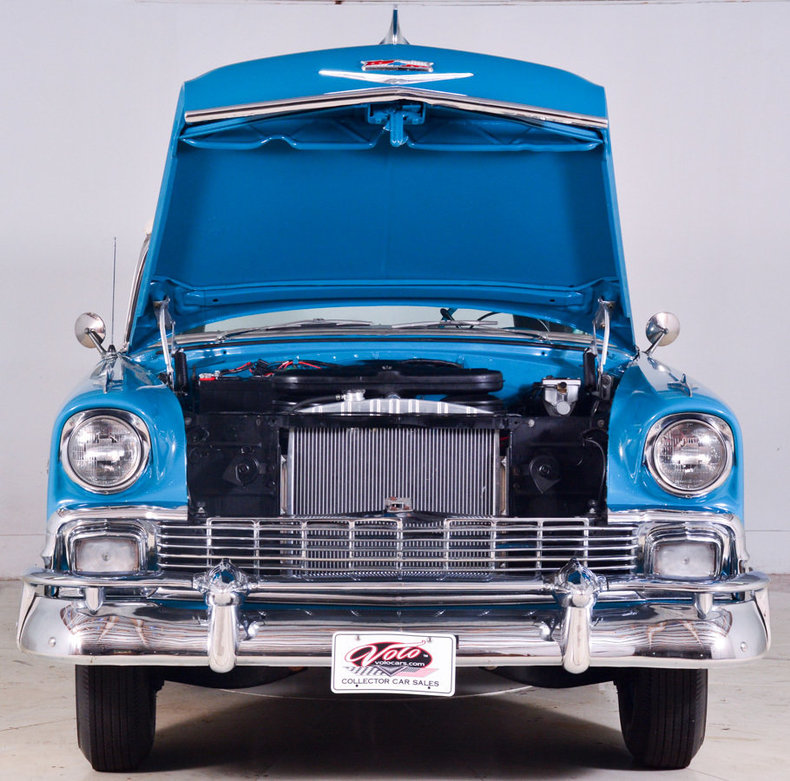 1956 Chevrolet Bel Air Image 30