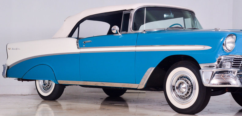 1956 Chevrolet Bel Air Image 57