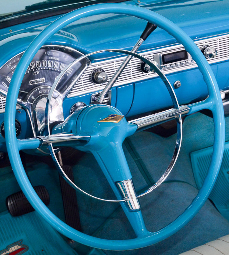 1956 Chevrolet Bel Air Image 28