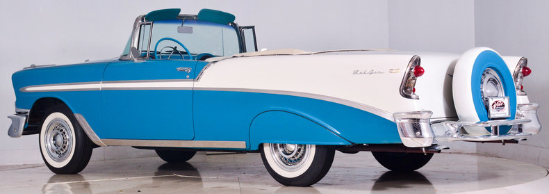 1956 Chevrolet Bel Air Image 63