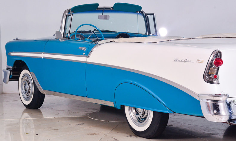 1956 Chevrolet Bel Air Image 16