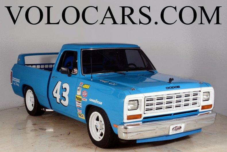 1984 Dodge 100 Image 1
