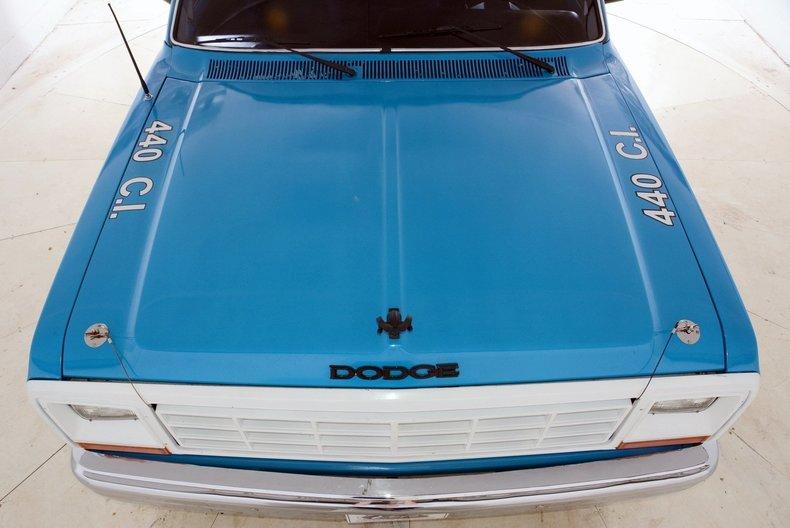 1984 Dodge 100 Image 8