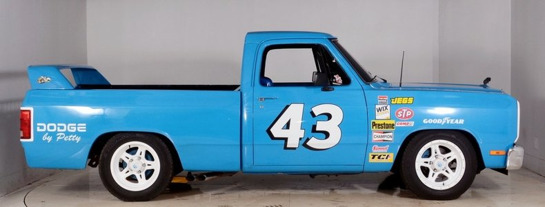 1984 Dodge 100 Image 17