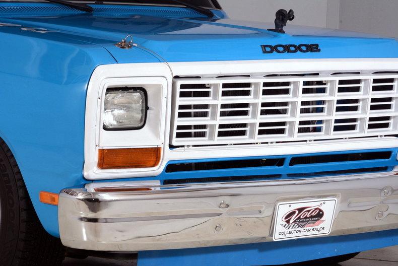 1984 Dodge 100 Image 46