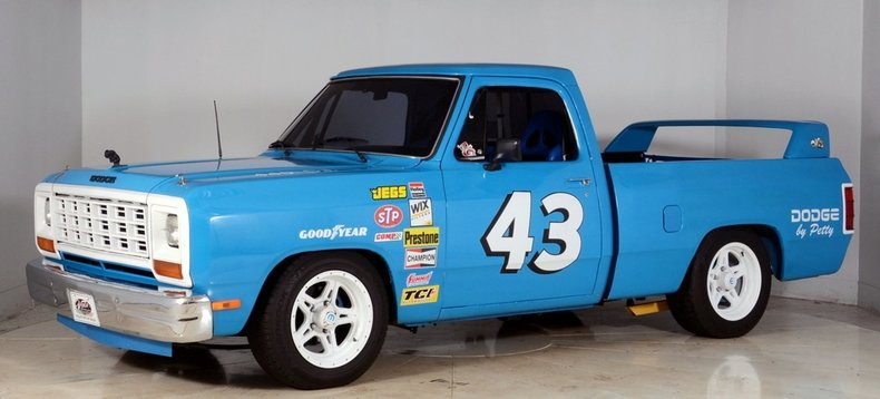 1984 Dodge 100 Image 49