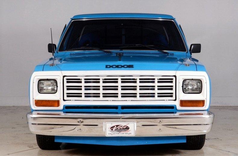 1984 Dodge 100 Image 57