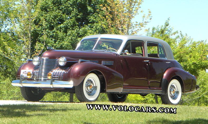 1940 Cadillac Series 60 Image 1