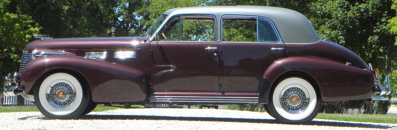 1940 Cadillac Series 60 Image 2